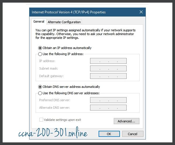 Automatic IP Address Configuration