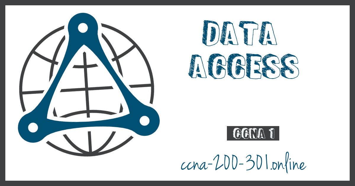 Data Access CCNA