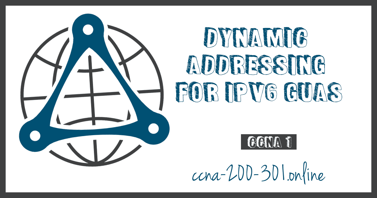 Dynamic Addressing for IPv6 GUAs