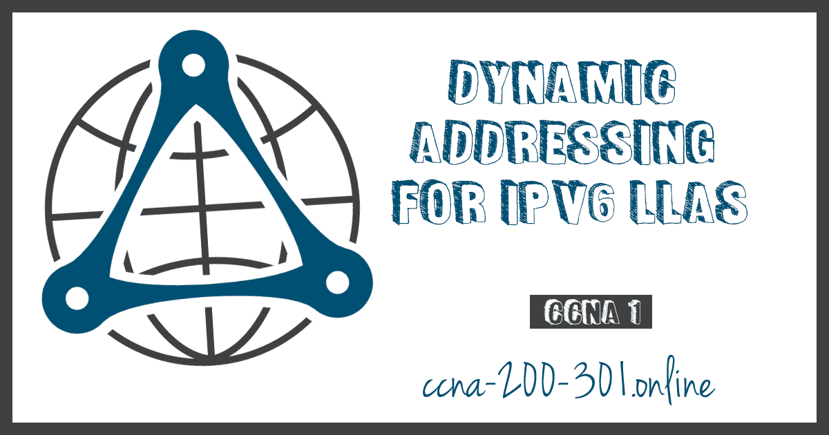 Dynamic Addressing for IPv6 LLAs