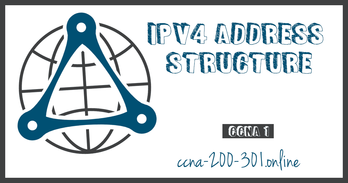 IPv4 Address Structure CCNA