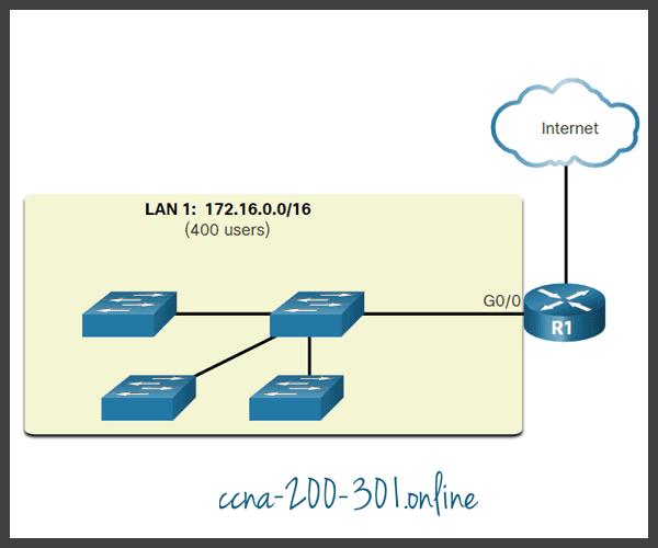 Large Broadcast Domain