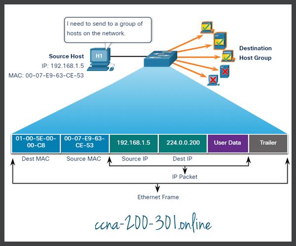 Multicast MAC Address
