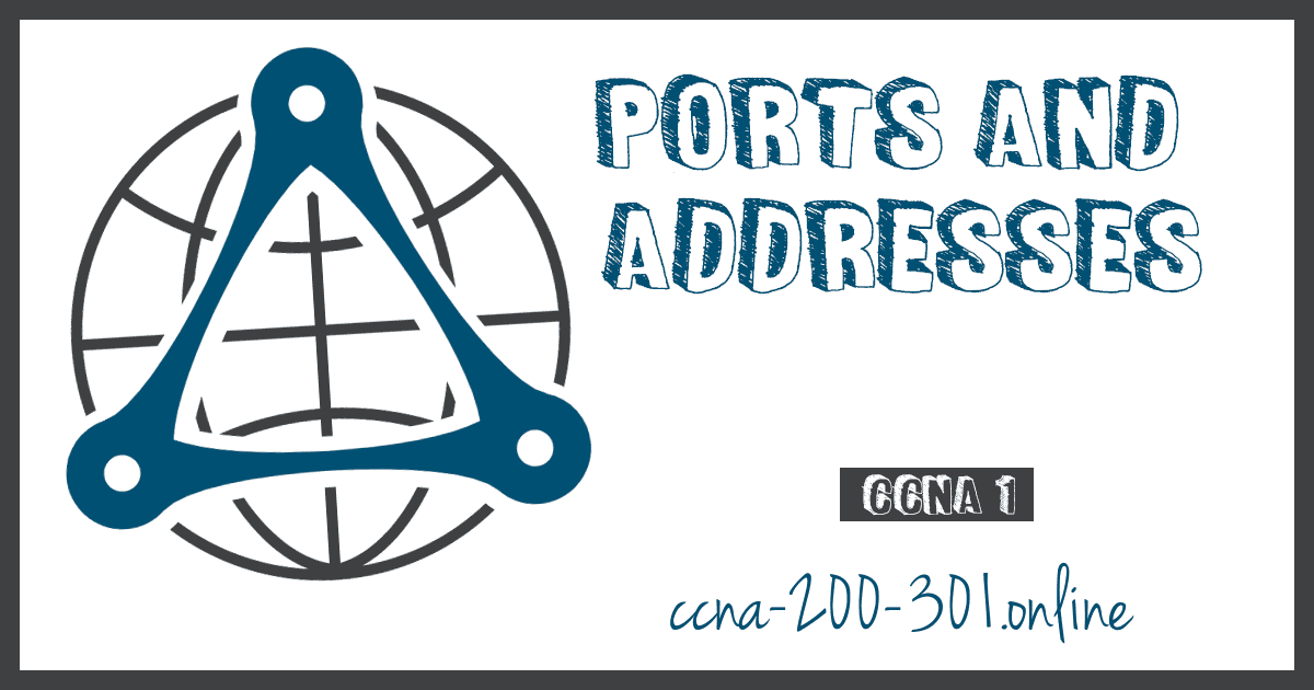 Ports and Addresses CCNA