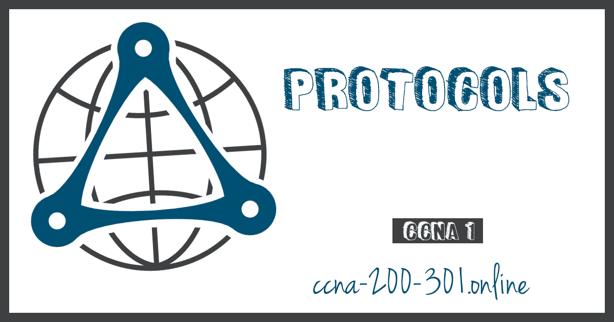 Protocols Network CCNA