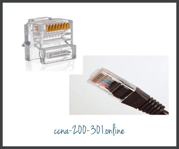 RJ-45 UTP Plugs