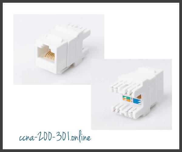 RJ-45 UTP Sockets