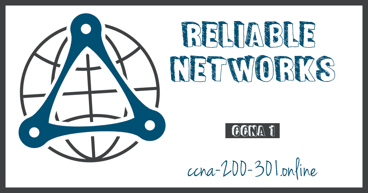 Reliable Networks CCNA