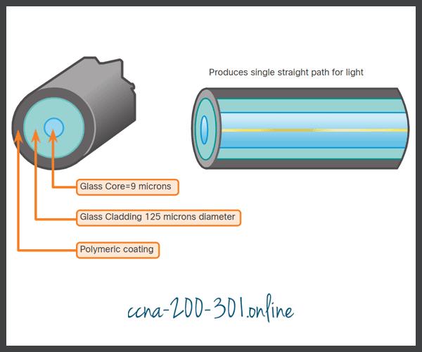Single-Mode Fiber SMF