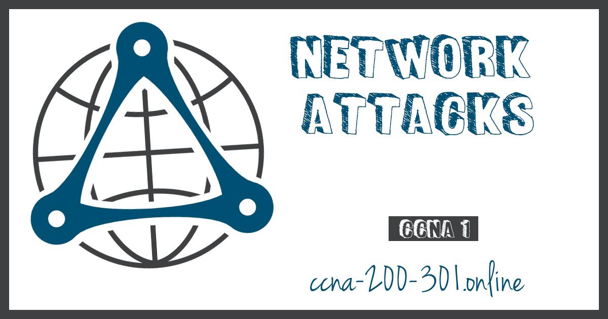 Network Attacks CCNA