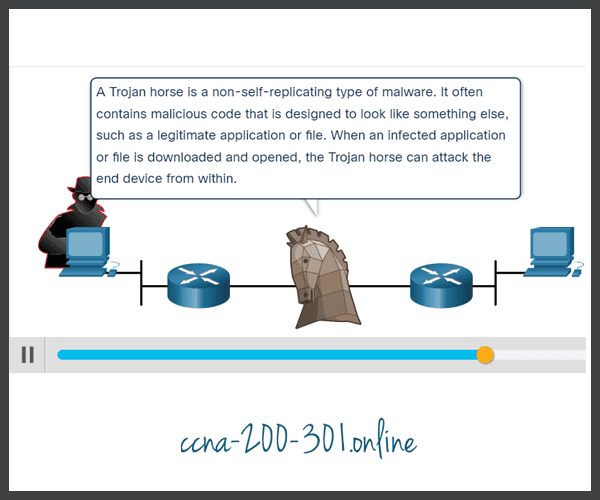 Types of Malware Trojan Horses