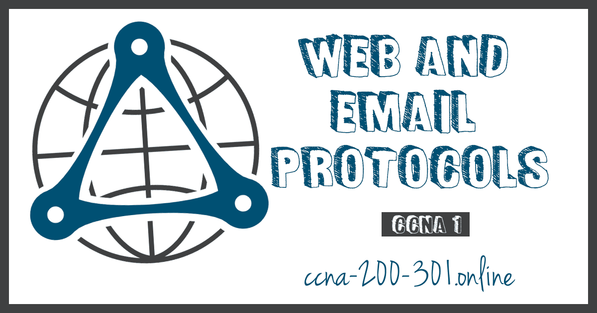 Web and Email Protocols
