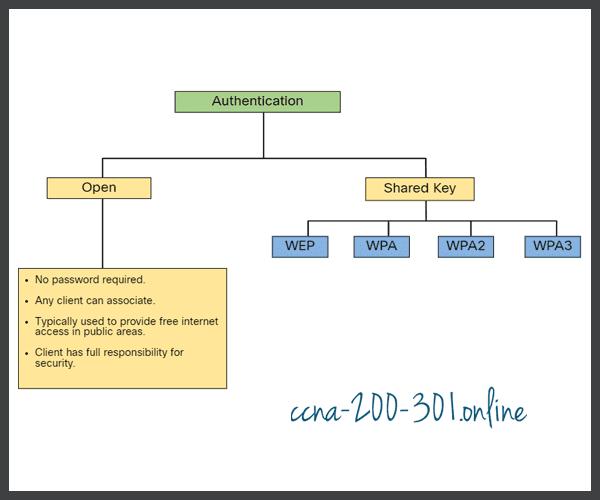 802.11 Original Authentication Methods