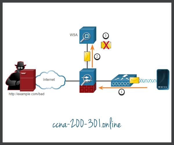 Cisco Web Security Appliance