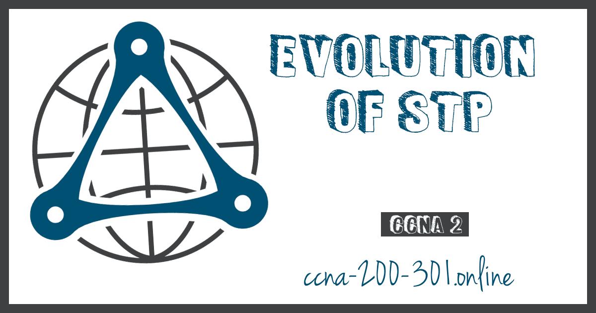 Evolution of STP CCNA 200 301