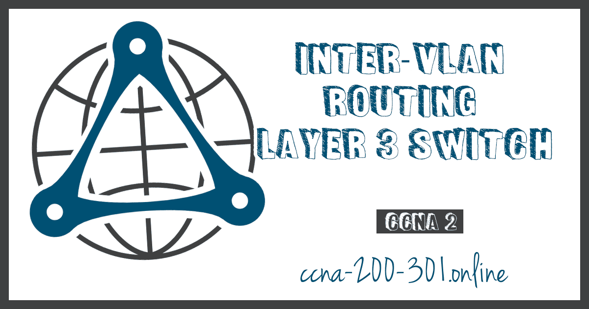 Inter-VLAN Routing Layer 3 Switches
