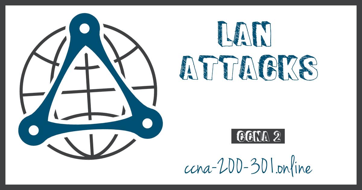 LAN Attacks CCNA 200 301