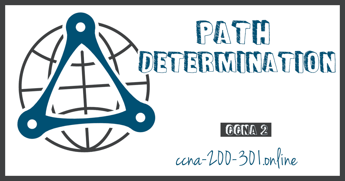 Path Determination Routing CCNA