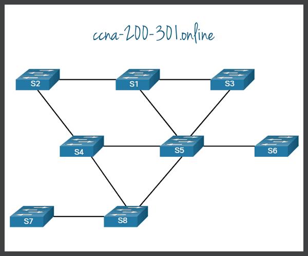 STA Scenario Topology