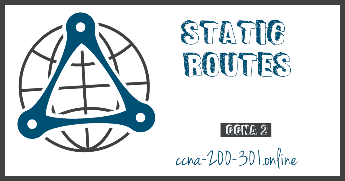 Static Routes CCNA