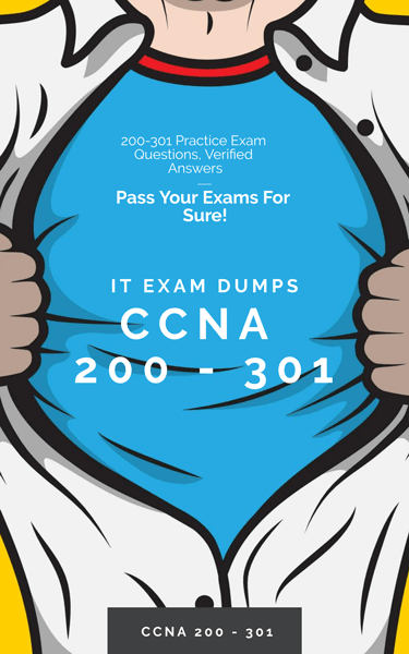 CCNA 200 301 exam dumps PDF