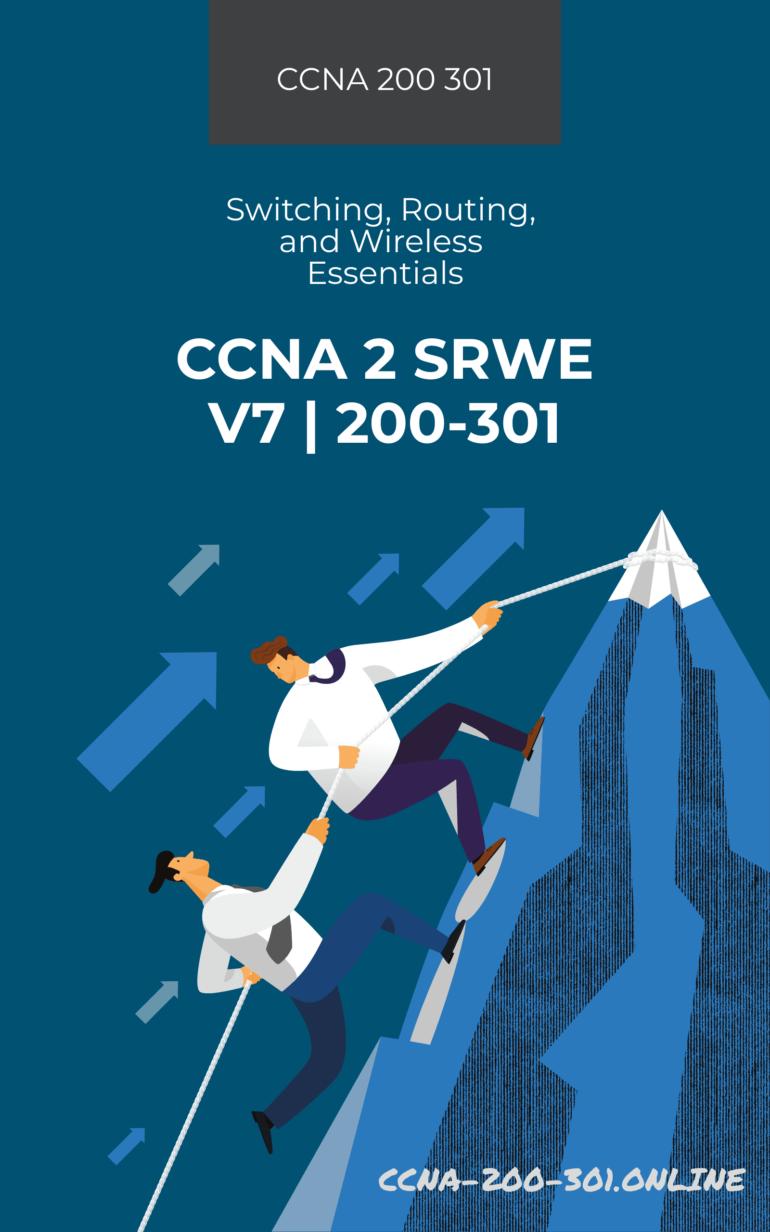 Ebook CCNA 2 SRWE 200 301 V7