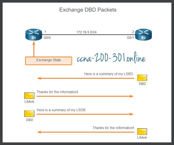 Exchange DBDs