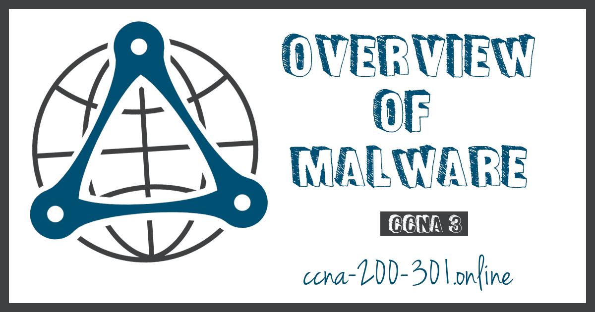 Malware Types CCNA