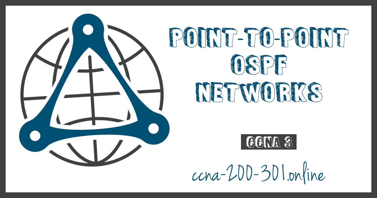 Point-to-Point OSPF Networks