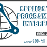 Application Programming Interface API CCNA