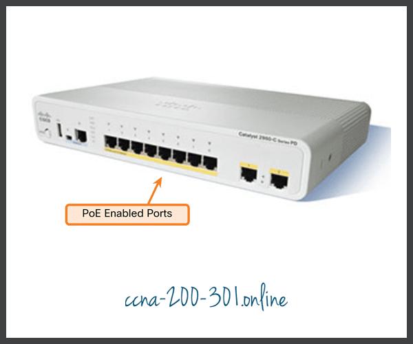 Cisco Catalyst 2960-C