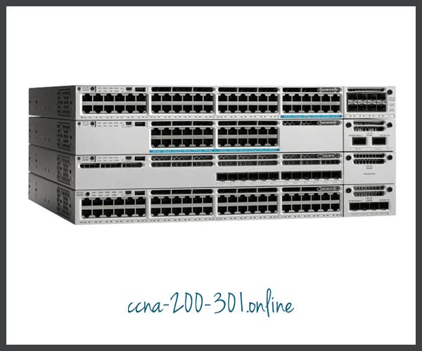 Cisco Catalyst 3850 Switches