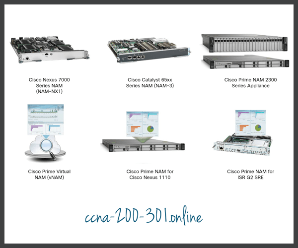 Cisco Prime Network Analysis Module