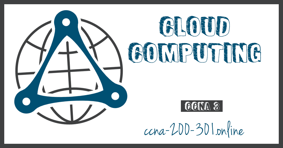 Cloud Computing CCNA