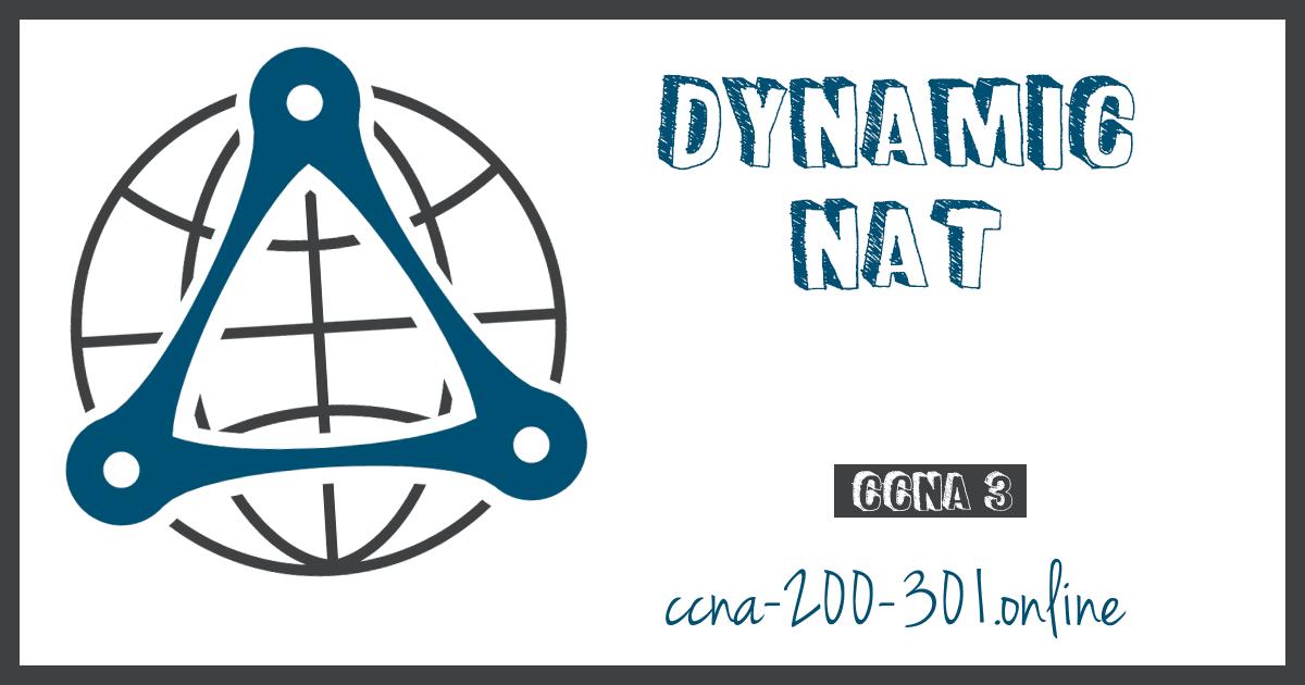 Dynamic NAT CCNA