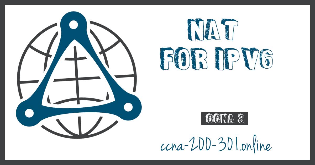 NAT64 CCNA 200 301