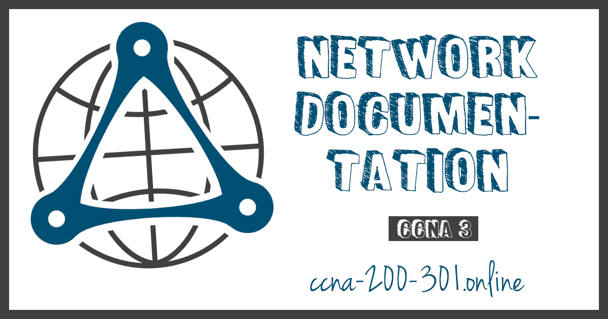 Network Documentation CCNA