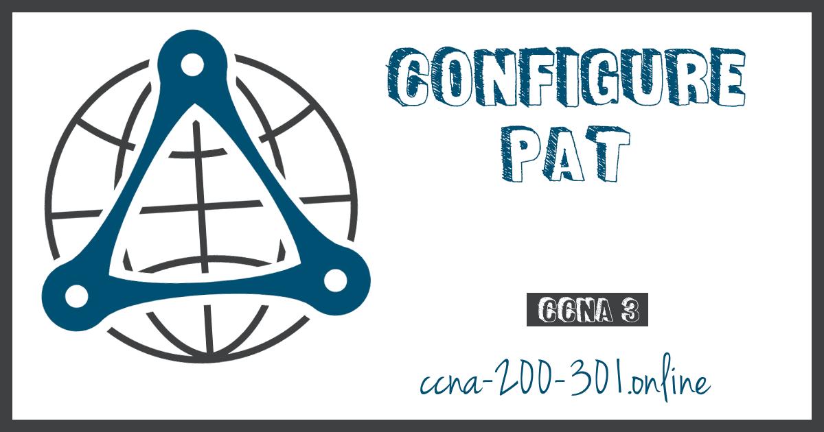 PAT CCNA 200 301