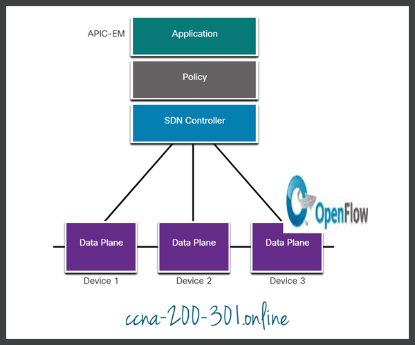 Policy-based SDN
