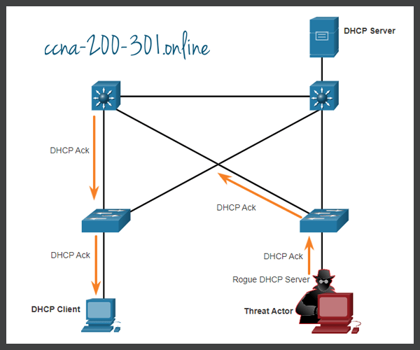 Rogue DHCP Acknowledges