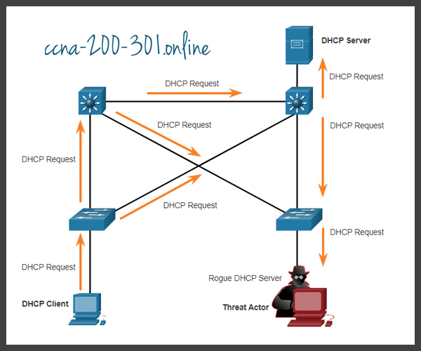 Rogue DHCP Request
