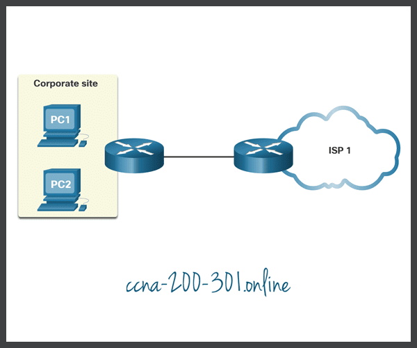 Single-Carrier WAN Connection