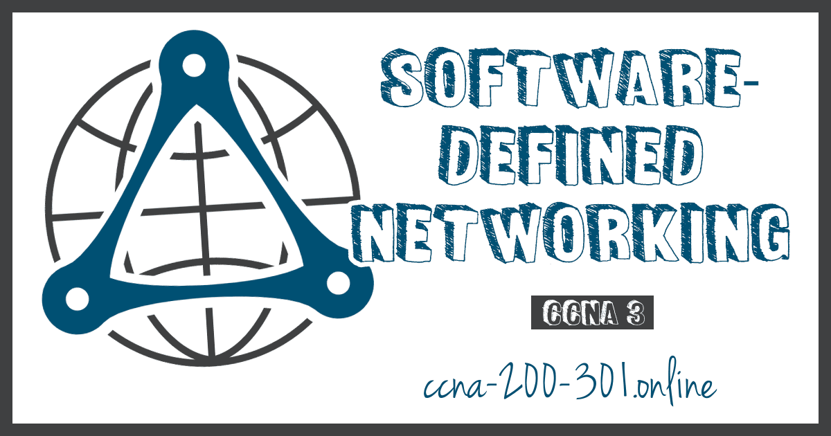 Software-Defined Networking CCNA