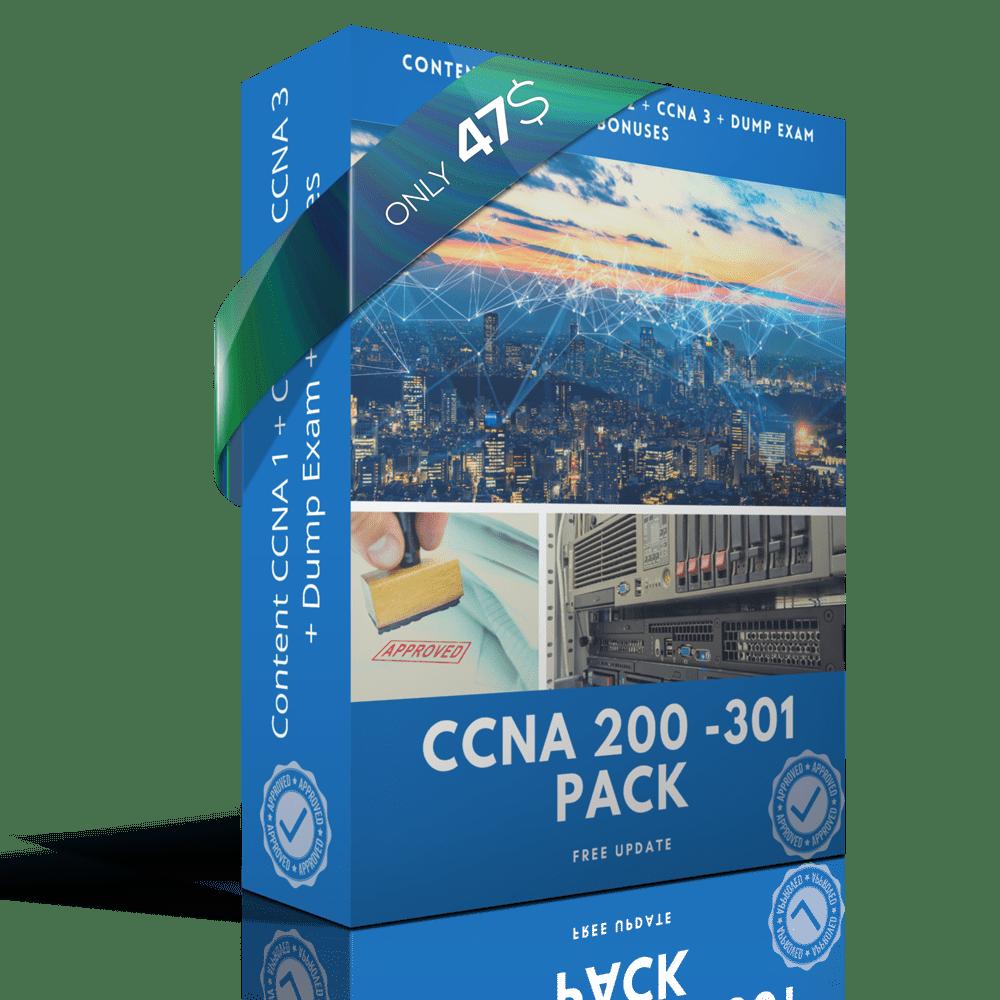 CCNA 200-301 PACK
