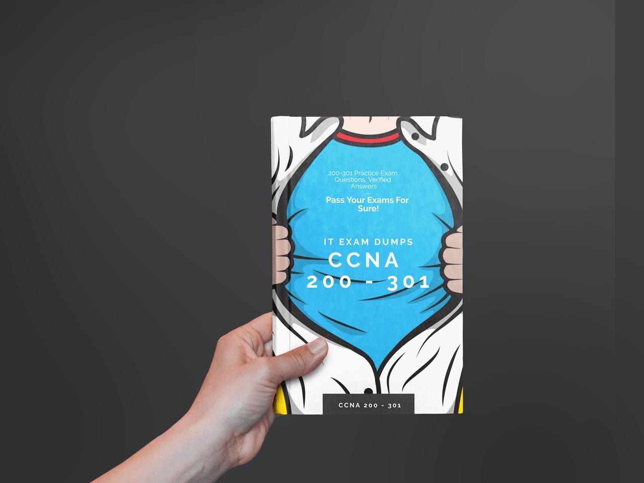 CCNA 200-301 Exam Dumps